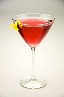 Martini<br>   <br>Cosmo<br>   <br>Well Cocktails <br><br>